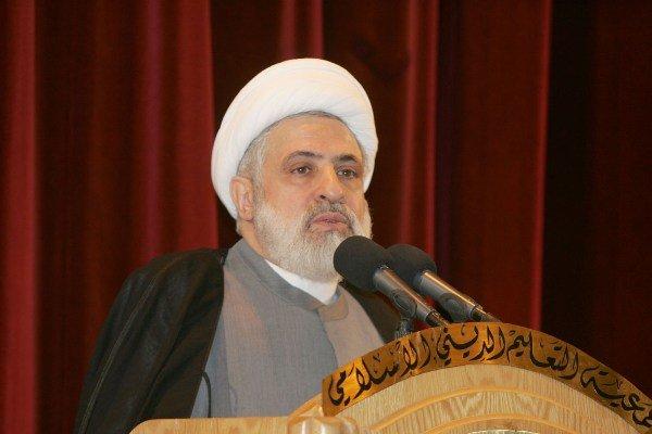 الشيخ نعيم قاسم : حزب الله هزم إسرائيل بالموقف والمقاومة المسلحة