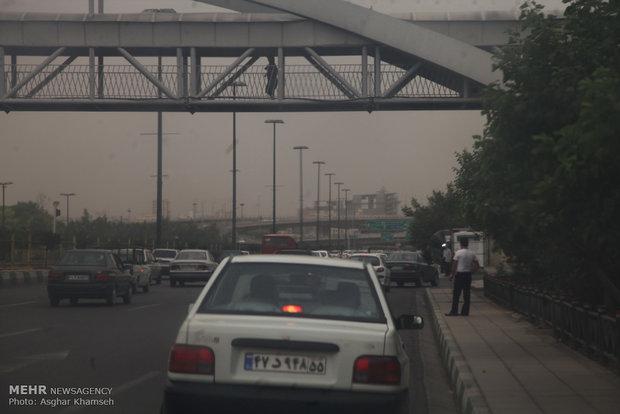 کیفیت هوای ۴ شهر آذربایجان غربی ناسالم اعلام شد