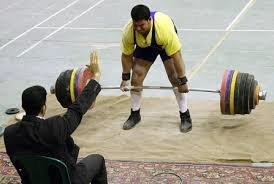 مسابقات قهرمانی «ددلیفت» کارگران استان مرکزی پایان یافت