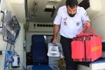 خدمات فوریتهای پزشکی تا بازگشت آخرین زائر ادامه دارد