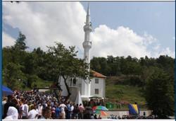 بوسنیا میں سرب وزیر اعظم پر جوتوں اور پتھروں کی بارش