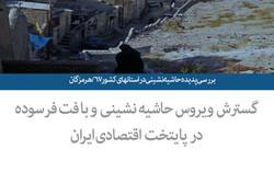 بررسی پدیده حاشیه نشینی در استانهای کشور-۶۷ /هرمزگان