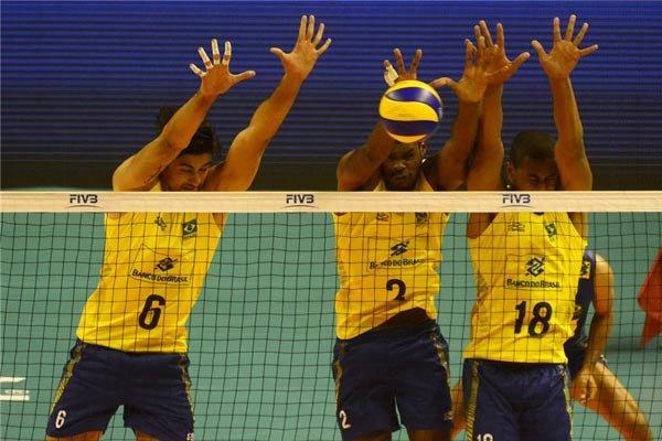 تیم ملی والیبال برزیل