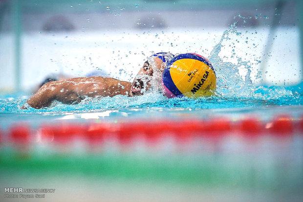 Iran bags 1st victory at Asian Junior Water Polo C'ship
