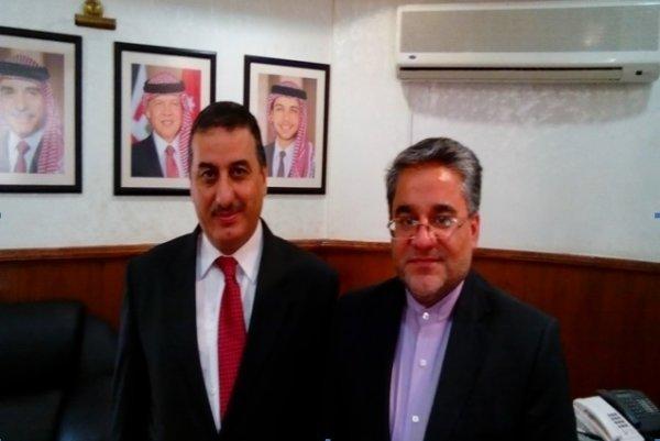ايران والاردن تتعاونان في مجال المكتبات وترميم النسخ الخطية