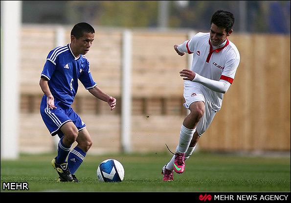 اعلام برنامه مسابقات فوتبال هفت نفره آسیا - اقیانوسیه