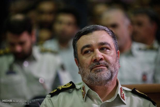 آمادگی پلیس ایران برای برقراری نظم و انضباط مراسم حج