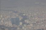 تداوم آلودگی هوای اراک در بیست و دومین  روز متوالی