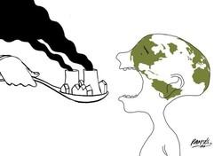 Poor Earth!
