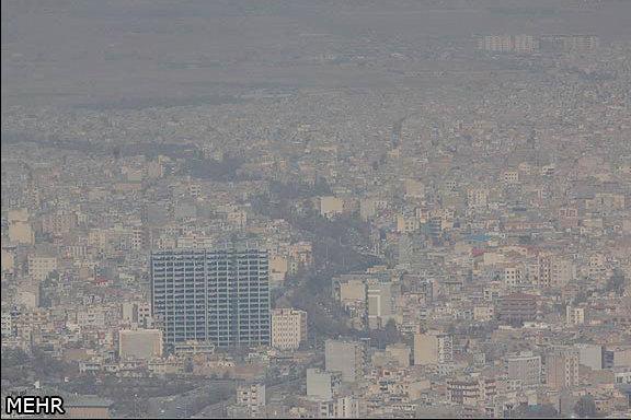بحران آلودگی هوا در شهرهای استان مرکزی