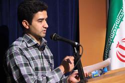 ۸۵ نفر در نخستین جشنواره شعر آئینی استان سمنان شرکت کردند