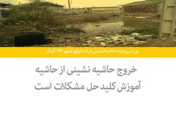بررسی پدیده حاشیه نشینی در استانهای کشور-۷۳ /گیلان