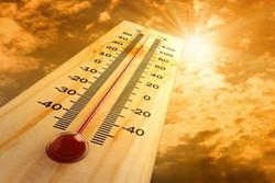 هواشناسی افزایش دما
