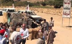 الشعب اليمني يعيش تحت القصف والرئيس الفارّ يسرق لقمة عيشه