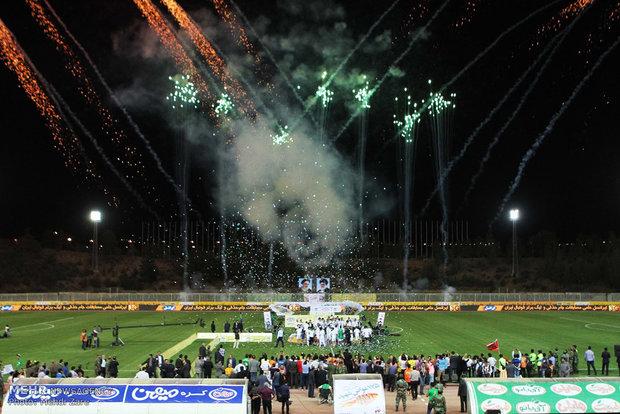 Iran's Hazfi Cup brackets drawn