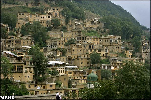 """گیلان کے تاریخی شہر """" ماسولہ""""  کا مجازی سفر"""