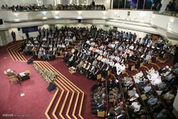 امام خمینی (رہ) نظریہ میں تشدد سے عاری دنیا کا سمینار