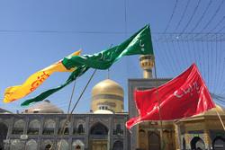 اجتماع بزرگ منتظران ظهور در مشهد برگزار شد