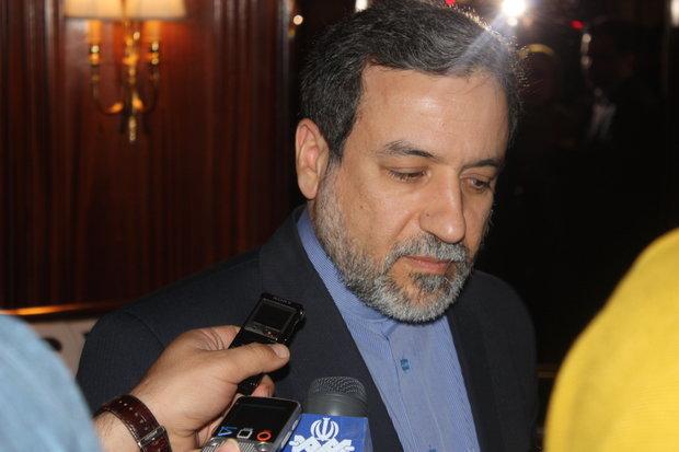 عراقجي : الوصول الى المنشآت الايرانية ممكن فقط ضمن البروتوكول الاضافي
