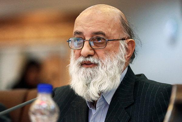 دکتر مهدی چمران رئیس شورای شهر تهران