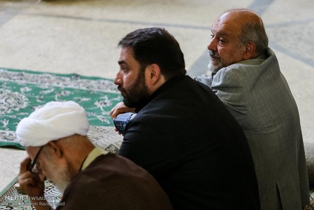 Tahran Cuma namazı