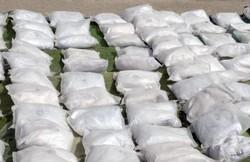 دستگیری زوج قاچاقچی با ۳۷ کیلوگرم هروئین
