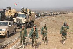 ۷۸۴۰ پێشمەرگەی هەرێمی کوردستان لە شەڕ دژی داعش بریندار کراون