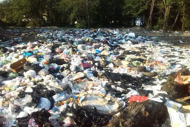 تولید ۵ تن زباله در دقیقه توسط شهروندان تهرانی