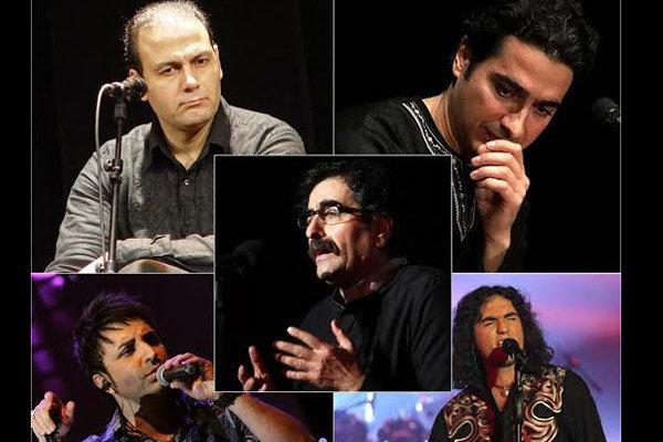 معرفی نامزدهای بخش ترانه جشن «حافظ»