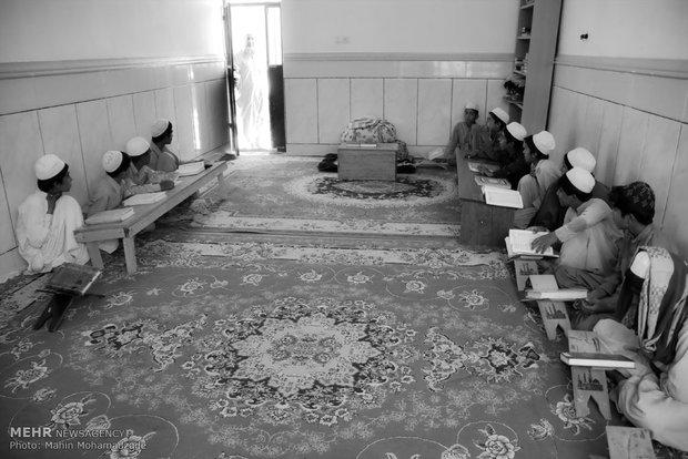 مدرسة أهل السنة للعلوم الدينية في ايران