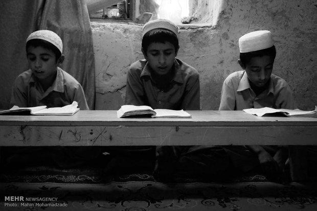 مدرسة أهل السنة للعلوم الدينية في ايران-سيركان