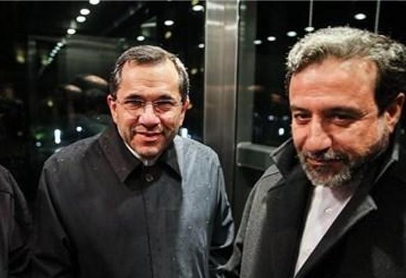 مساعدا وزير الخارجية الايراني يغادران فيينا اليوم