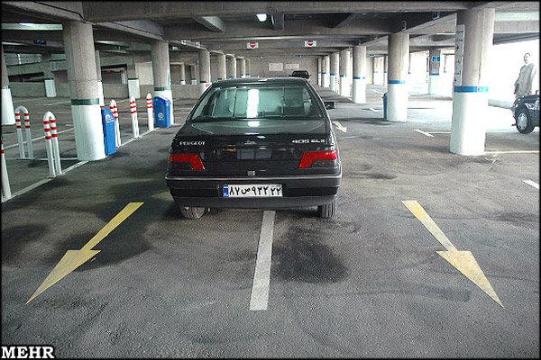 پارکینگ های حرم مطهر رضوی ۲ روز تعطیل است
