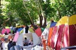 هجوم گردشگران گرمادیده جنوب به یاسوج/ رنج گردشگری از کمبودها