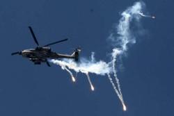 اسرائیلی جہازوں کی غزہ پٹی کے شمال میں بمباری