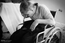 اردوی جهادی دانشجویان در منزل معلولان ضایعه نخاعی برگزار می شود
