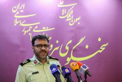 رضایتمندی ۸۲ درصدی زائرین اربعین حسینی از نیروی انتظامی