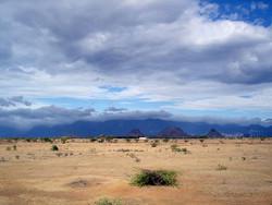 میزان فرسایش خاک در استان مرکزی ۳برابر حد معمول است