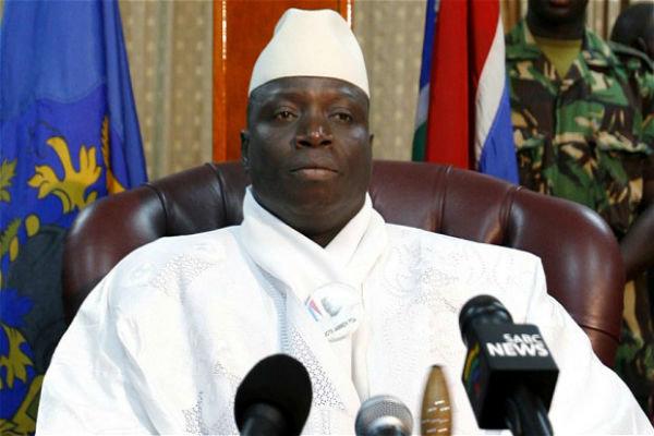 حکوومەتی گامبیا بە کۆماری ئیسلامی گۆڕدرا