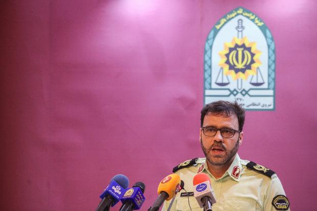 پلیس برسر حفظ جان و امنیت مردم مماشات نمی کند