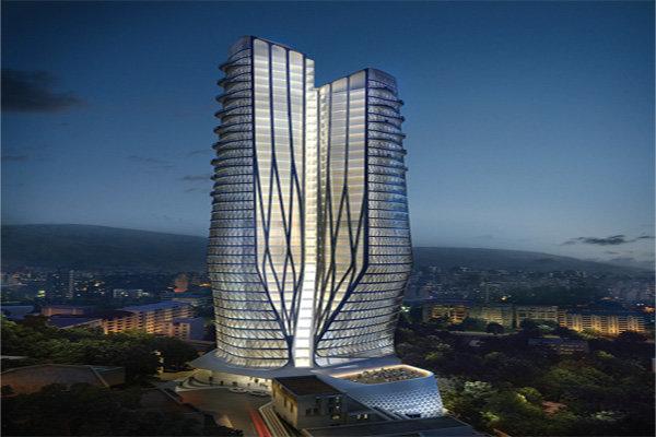 هتل پاسارگاد با ۴۰۰۰ متر زمین دومین ساختمان بلند تهران می شود!