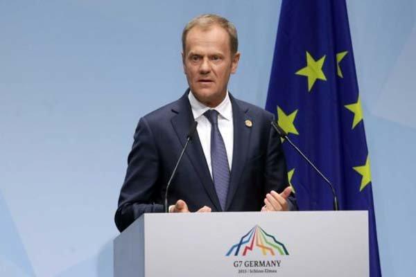 یورپی یونین کے صدر نے امریکہ کو ناقابل اعتماد دوست قراردیدیا