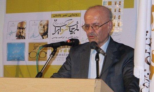 احمد قاضی روزنامه نگار و مترجم مهابادی درگذشت