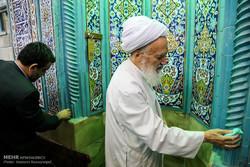 مساجد کی تکریم اور صفائی کا عشرہ شروع