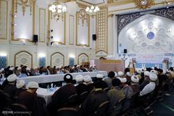 برطانیہ کے اسلامی سینٹر میں علماء کا اجلاس