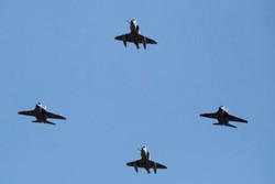 """İran'da """"Yay 99"""" isimli hava operasyonu anıldı"""