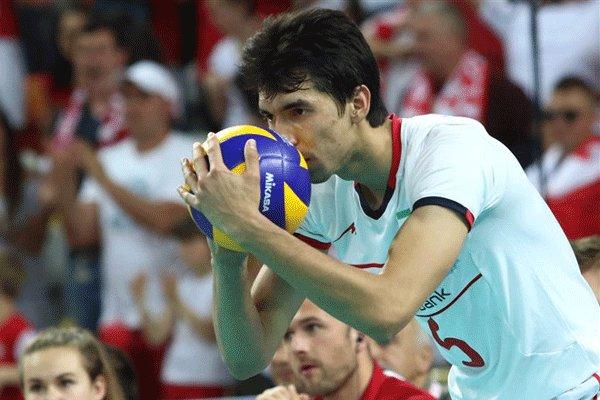 Farhad Ghaemi slowly getting back to games: FIVB