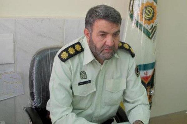 دستگیری سارق خانه باغها در بجنورد
