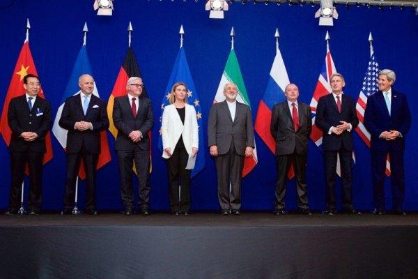 ایران اور گروپ 1+5 کے وزراء خارجہ کا دوسرا اجلاس