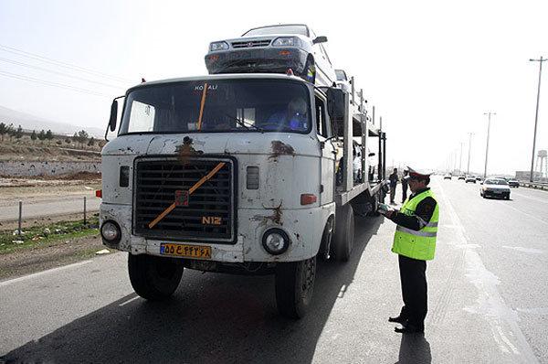 ۲۰۰ هزار کامیون طی ۴ سال آینده نوسازی می شود
